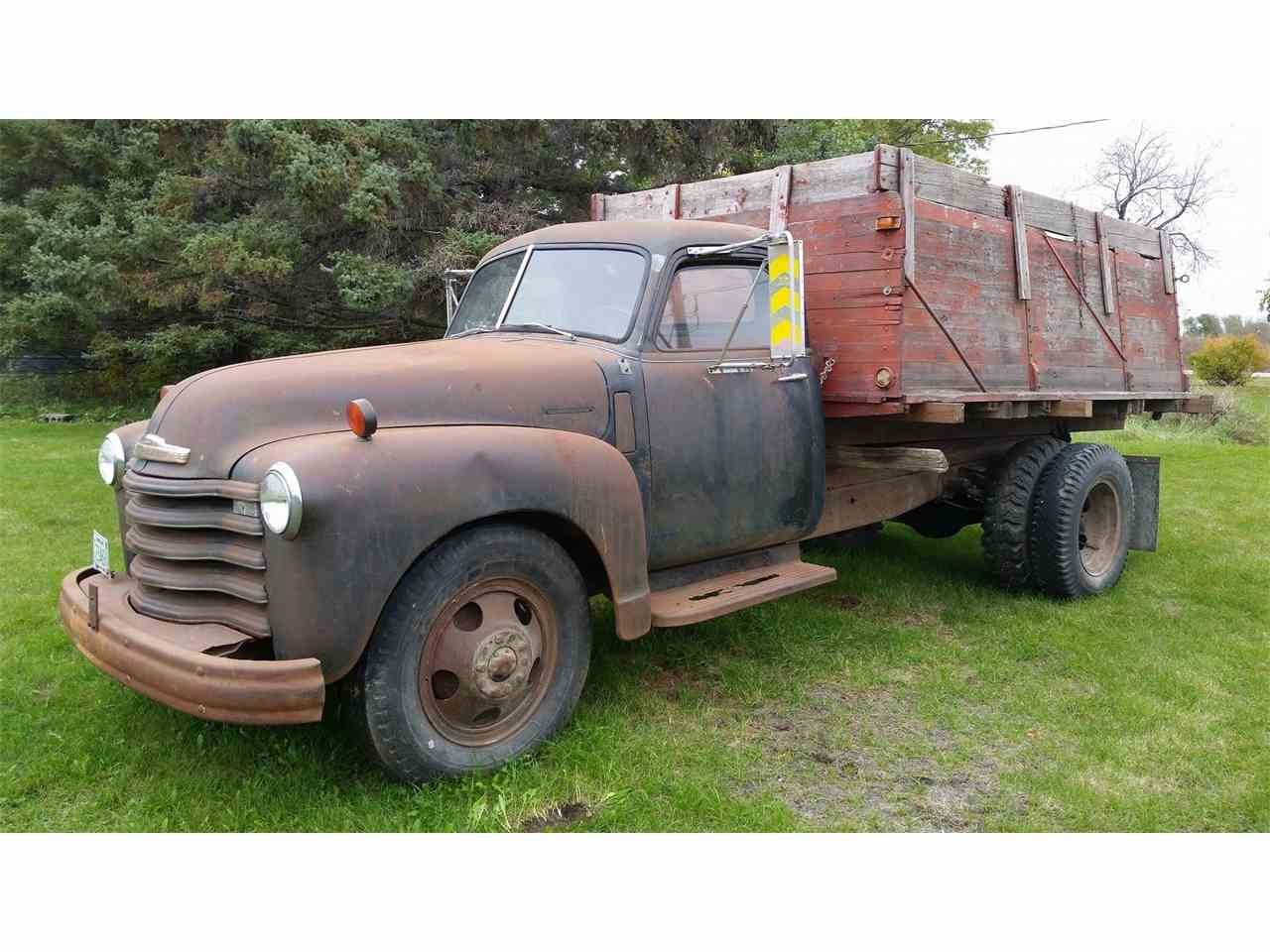 Large Picture of '48 Pickup located in Minnesota Offered by Backyard Classics - LS21
