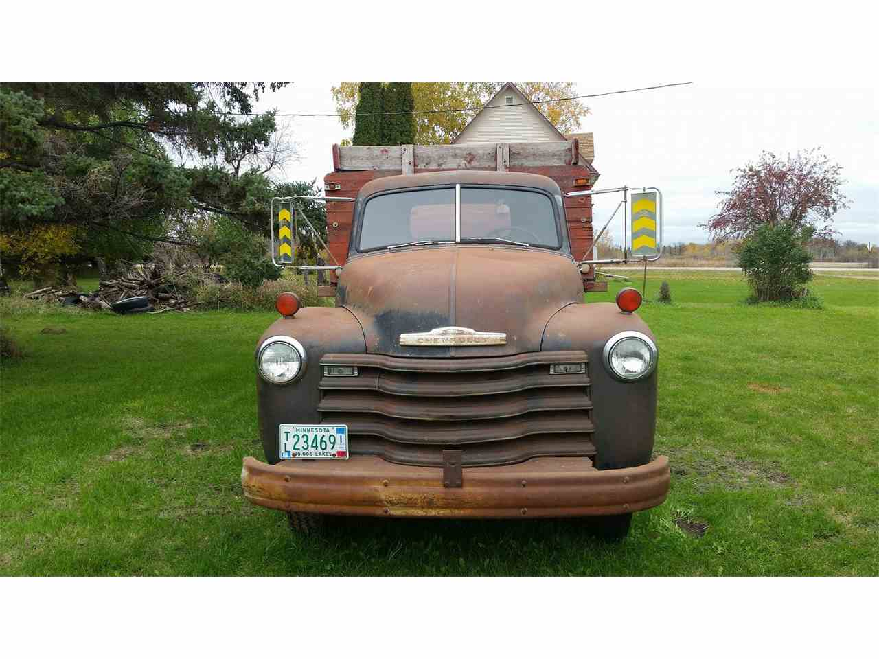Large Picture of Classic 1948 Chevrolet Pickup located in Minnesota - $2,500.00 - LS21