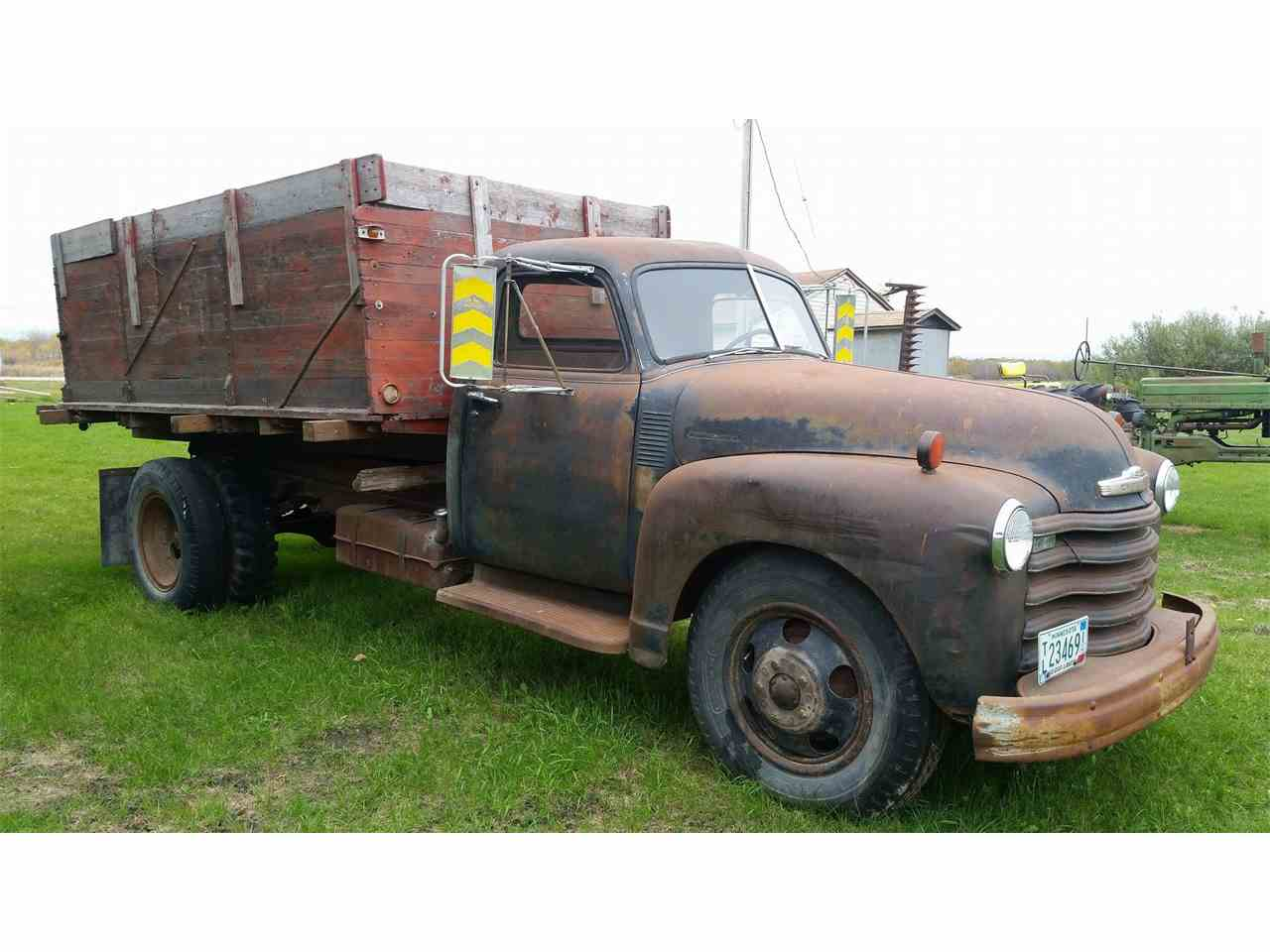 Large Picture of 1948 Chevrolet Pickup located in Crookston Minnesota Offered by Backyard Classics - LS21