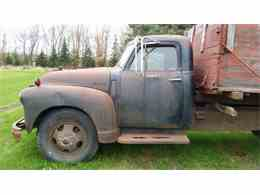 Picture of Classic '48 Chevrolet Pickup located in Crookston Minnesota Offered by Backyard Classics - LS21