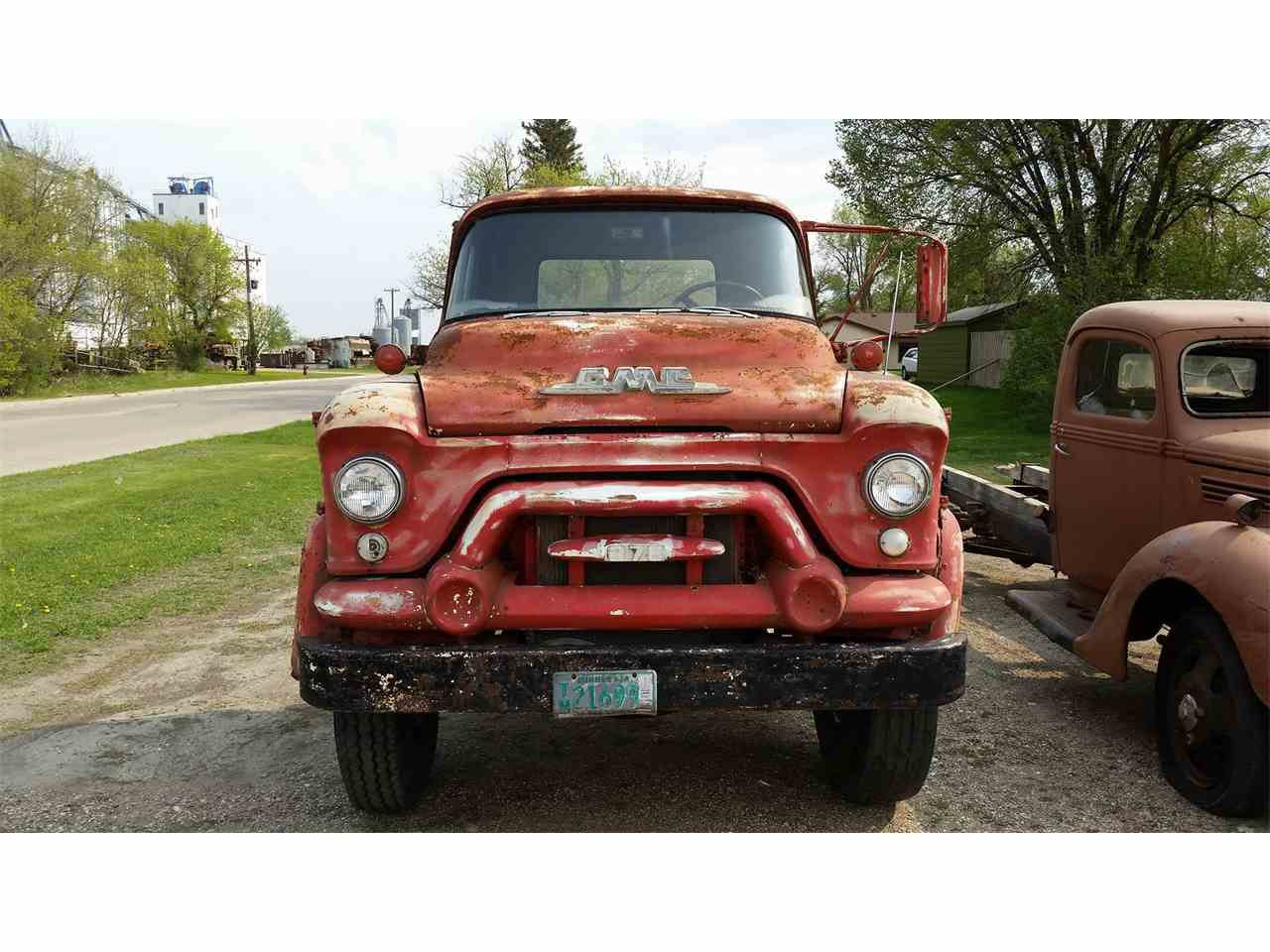 Large Picture of '56 Truck - LS23