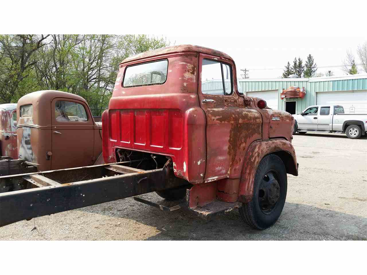 Large Picture of 1956 GMC Truck located in Thief River Falls Minnesota - LS23