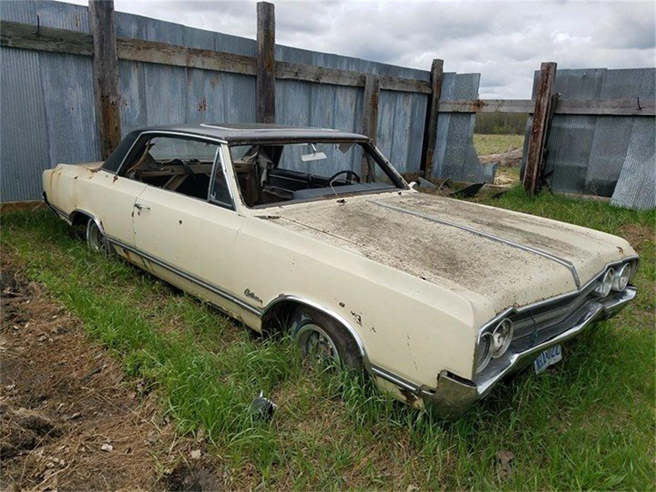 Large Picture of '65 Cutlass - LS26