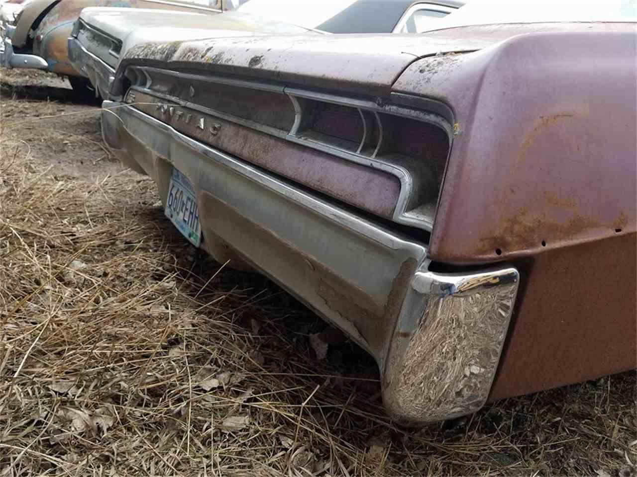 Large Picture of '67 Pontiac Sedan located in Crookston Minnesota - LS27