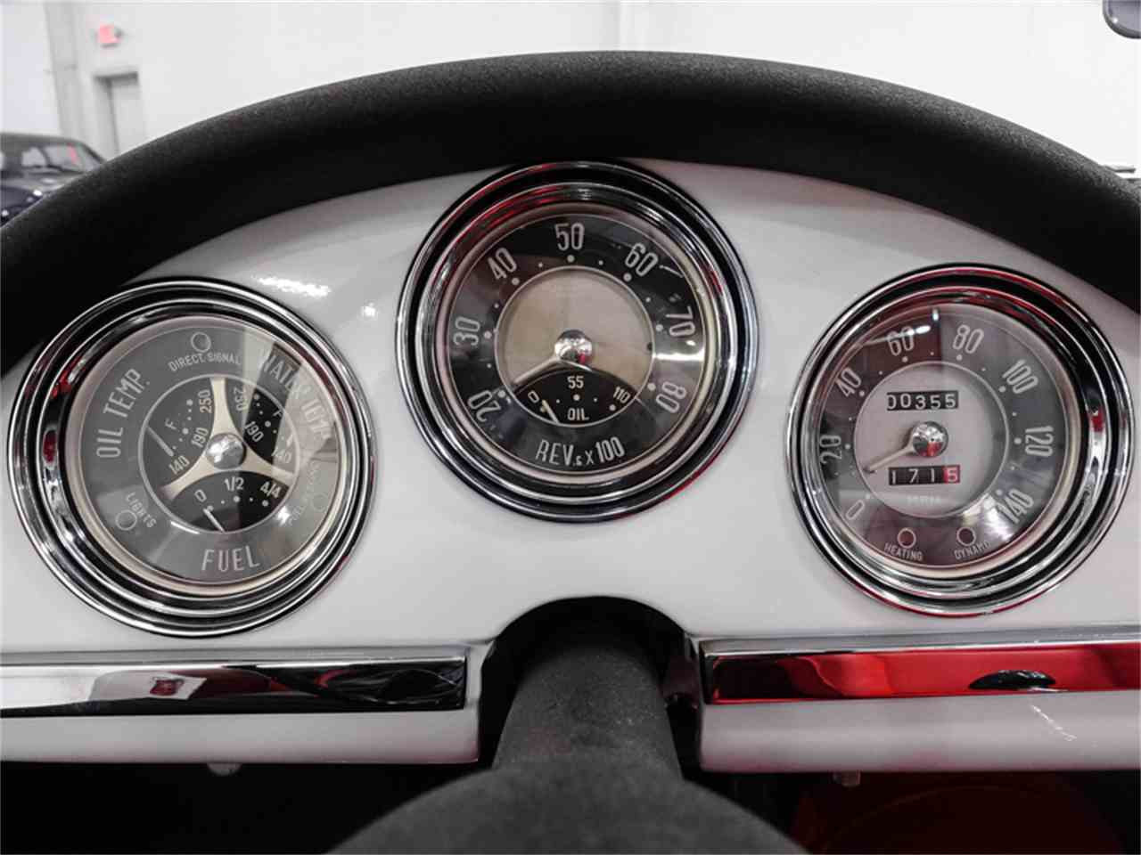 Large Picture of '59 Giulietta Spider Veloce - LS2B
