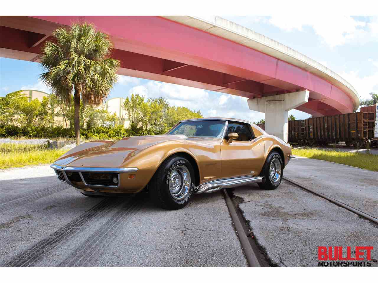 Large Picture of '69 Chevrolet Corvette - LS2F
