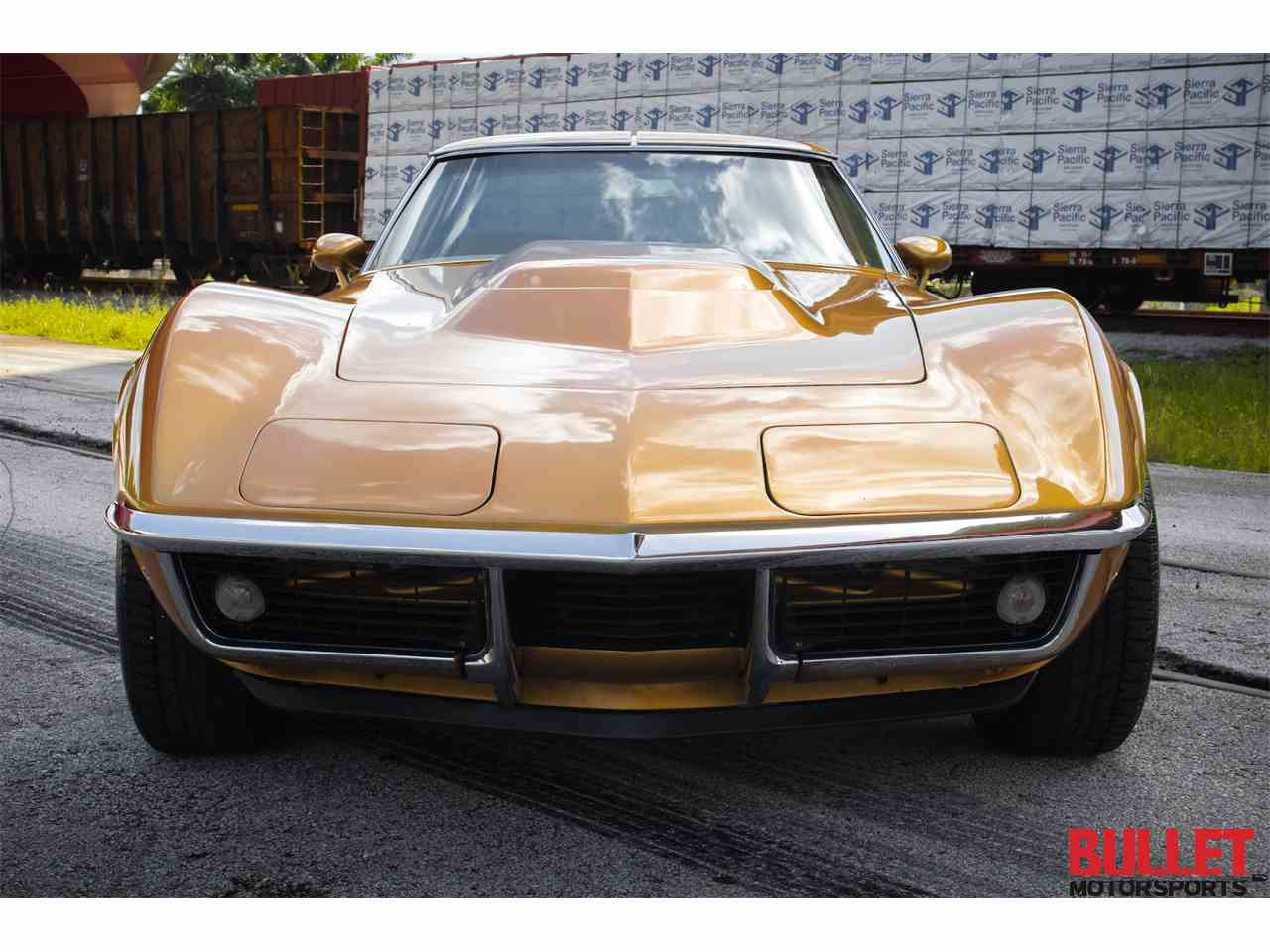 Large Picture of Classic '69 Chevrolet Corvette located in Florida Offered by Bullet Motorsports Inc - LS2F