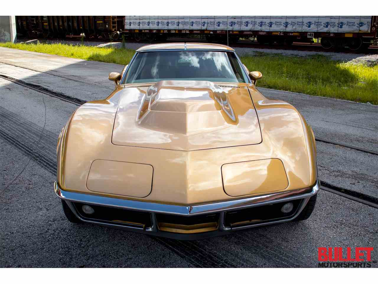 Large Picture of Classic 1969 Corvette located in Fort Lauderdale Florida - $24,000.00 - LS2F