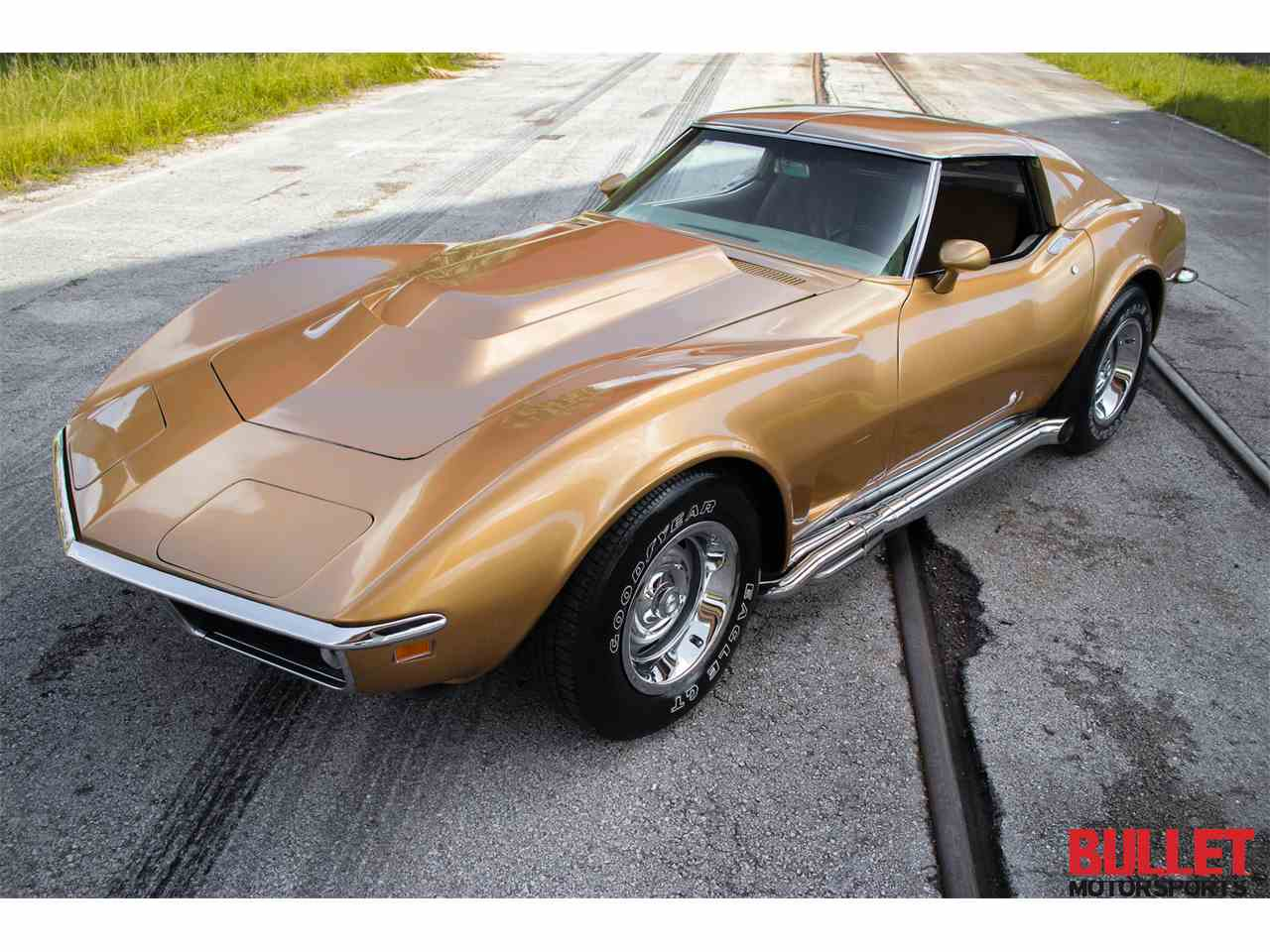 Large Picture of Classic '69 Corvette located in Fort Lauderdale Florida - $24,000.00 Offered by Bullet Motorsports Inc - LS2F