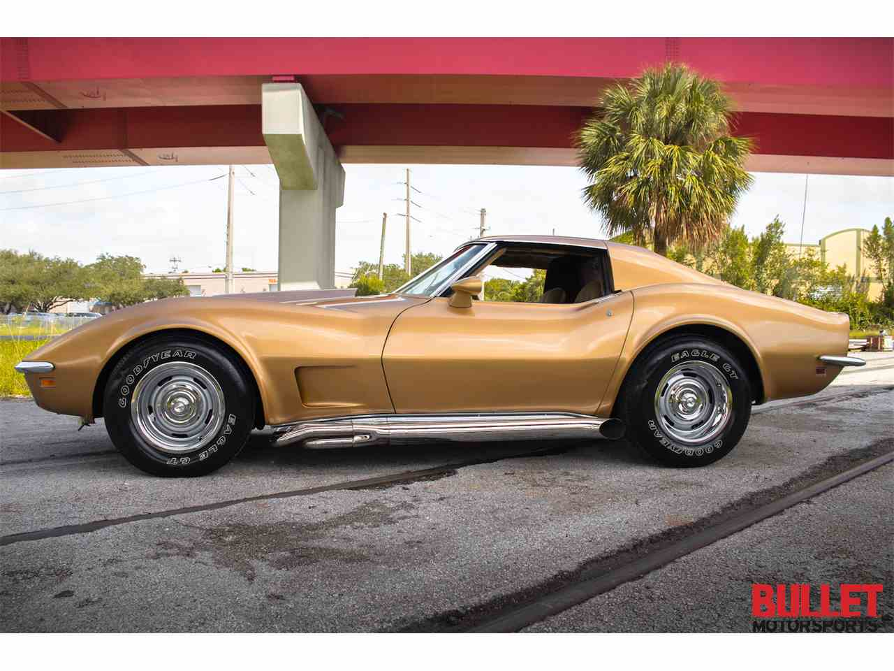 Large Picture of 1969 Chevrolet Corvette located in Florida Offered by Bullet Motorsports Inc - LS2F