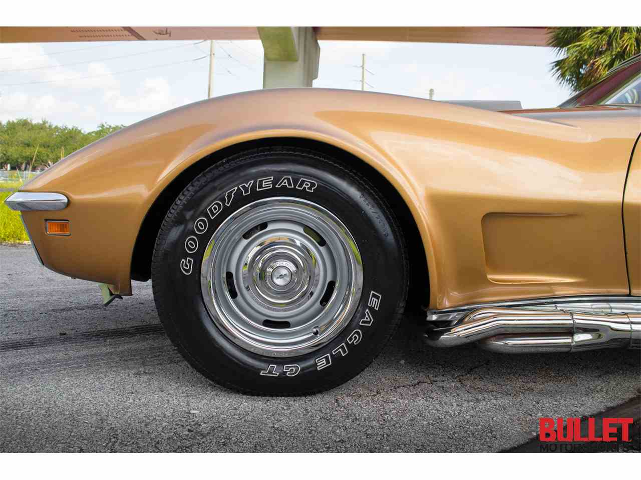 Large Picture of 1969 Corvette located in Florida - $24,000.00 Offered by Bullet Motorsports Inc - LS2F