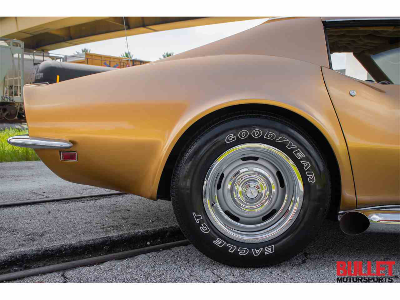 Large Picture of Classic '69 Chevrolet Corvette - $24,000.00 Offered by Bullet Motorsports Inc - LS2F