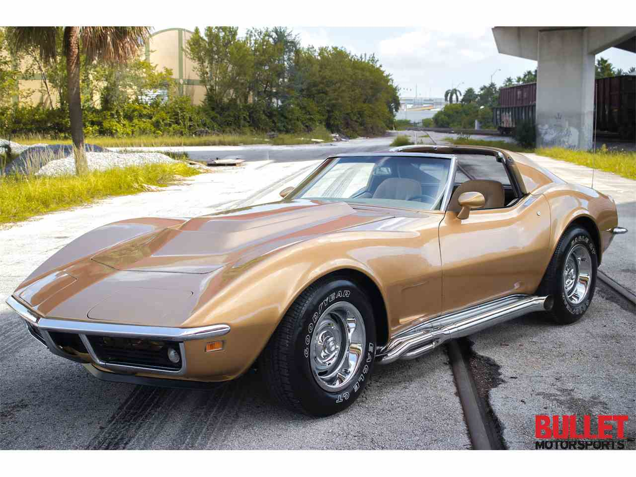 Large Picture of Classic '69 Chevrolet Corvette - LS2F