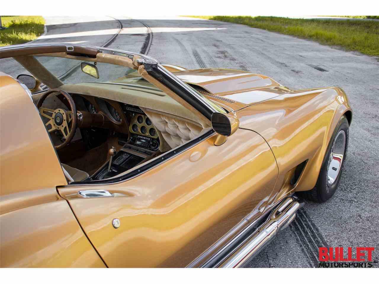 Large Picture of '69 Corvette - LS2F