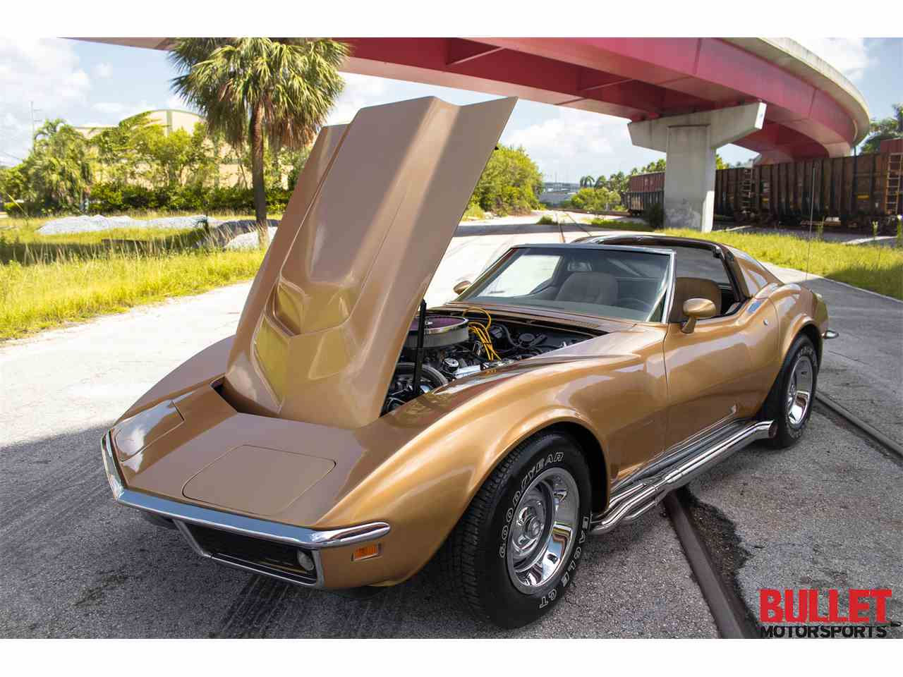 Large Picture of Classic 1969 Chevrolet Corvette Offered by Bullet Motorsports Inc - LS2F