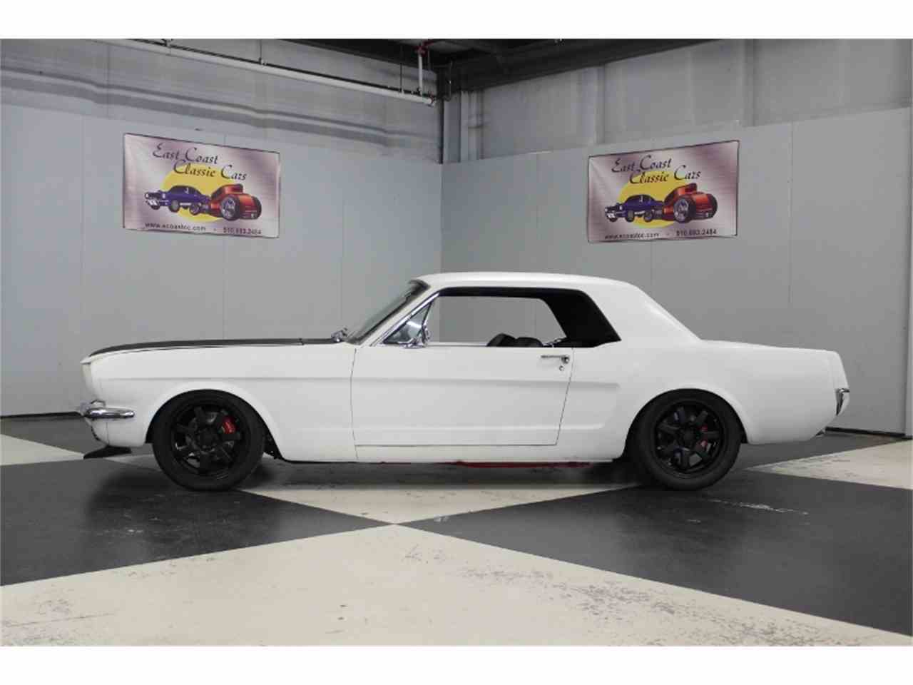 Large Picture of Classic 1966 Ford Mustang located in North Carolina - LS2H