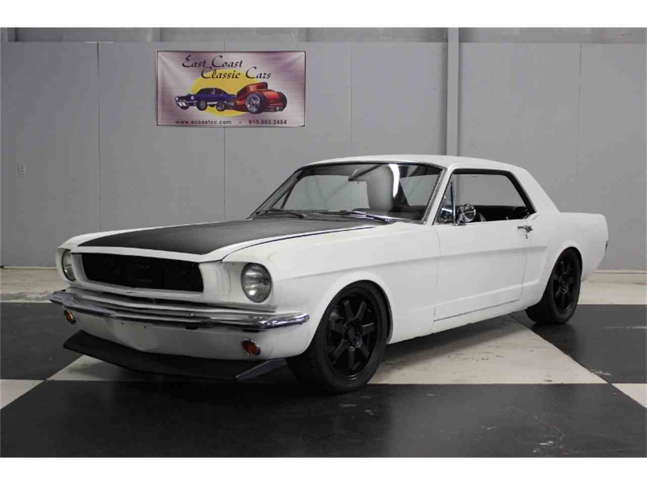 Large Picture of 1966 Ford Mustang - $25,000.00 - LS2H