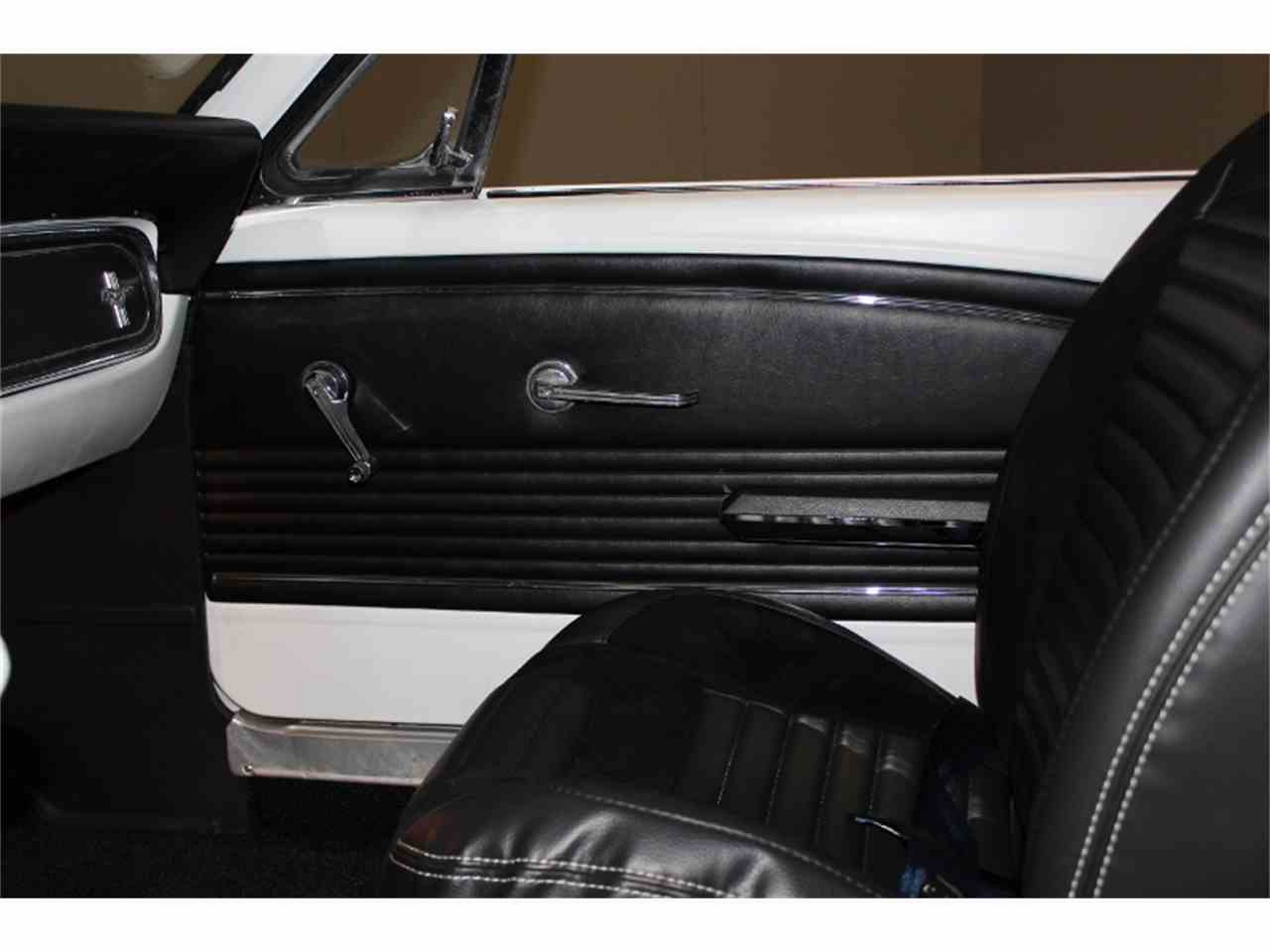 Large Picture of '66 Ford Mustang located in North Carolina Offered by East Coast Classic Cars - LS2H