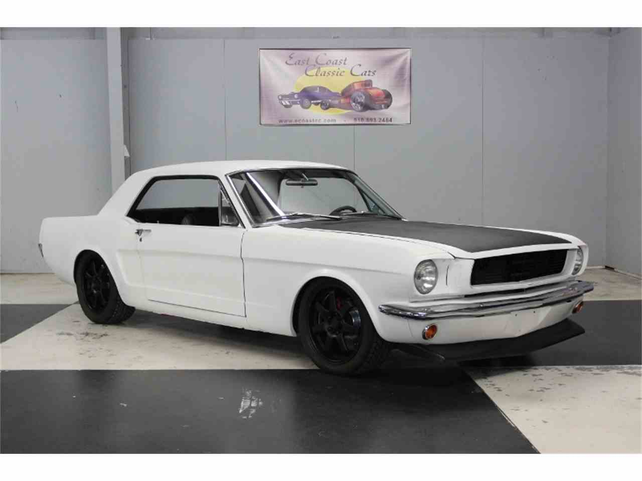 Large Picture of '66 Ford Mustang - LS2H