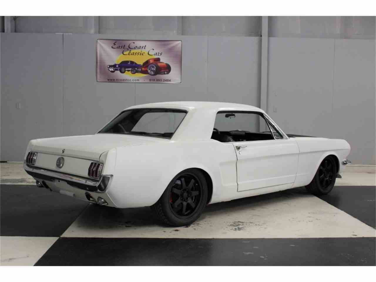 Large Picture of Classic 1966 Ford Mustang - $25,000.00 Offered by East Coast Classic Cars - LS2H