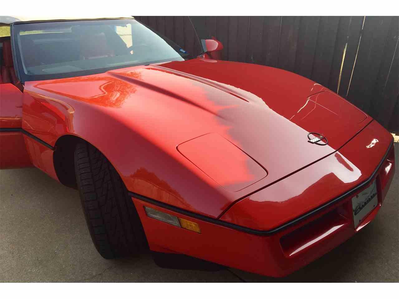 Large Picture of '86 Corvette - LS2P