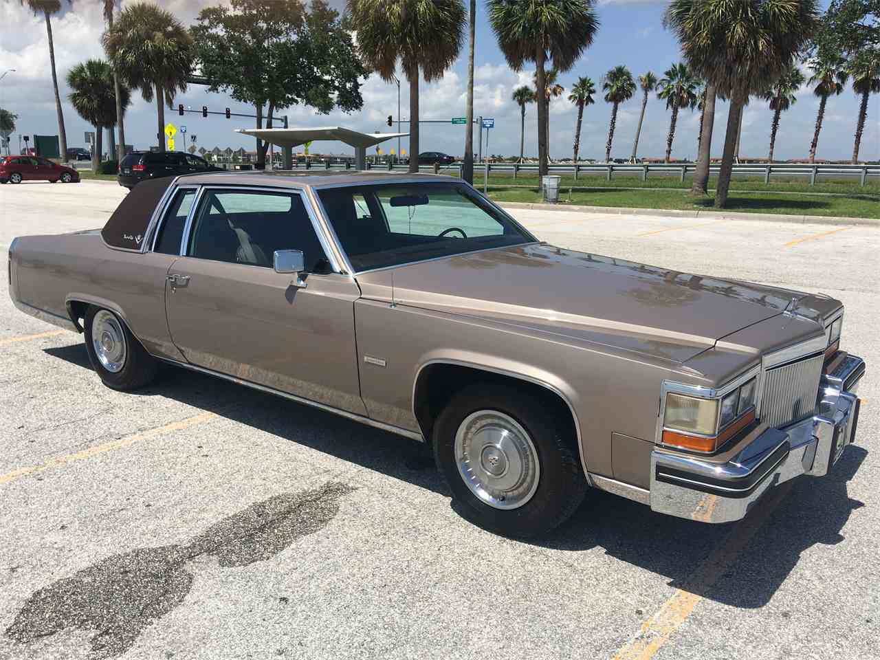 1984 Cadillac DeVille for Sale | ClicCars.com | CC-1016176