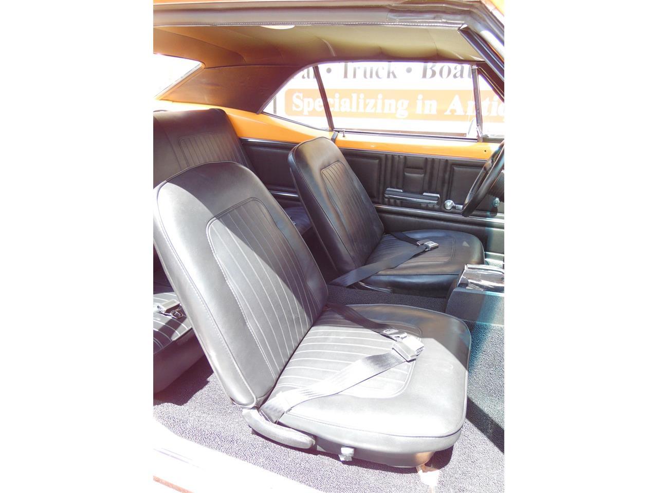 Large Picture of '67 Camaro - LS35
