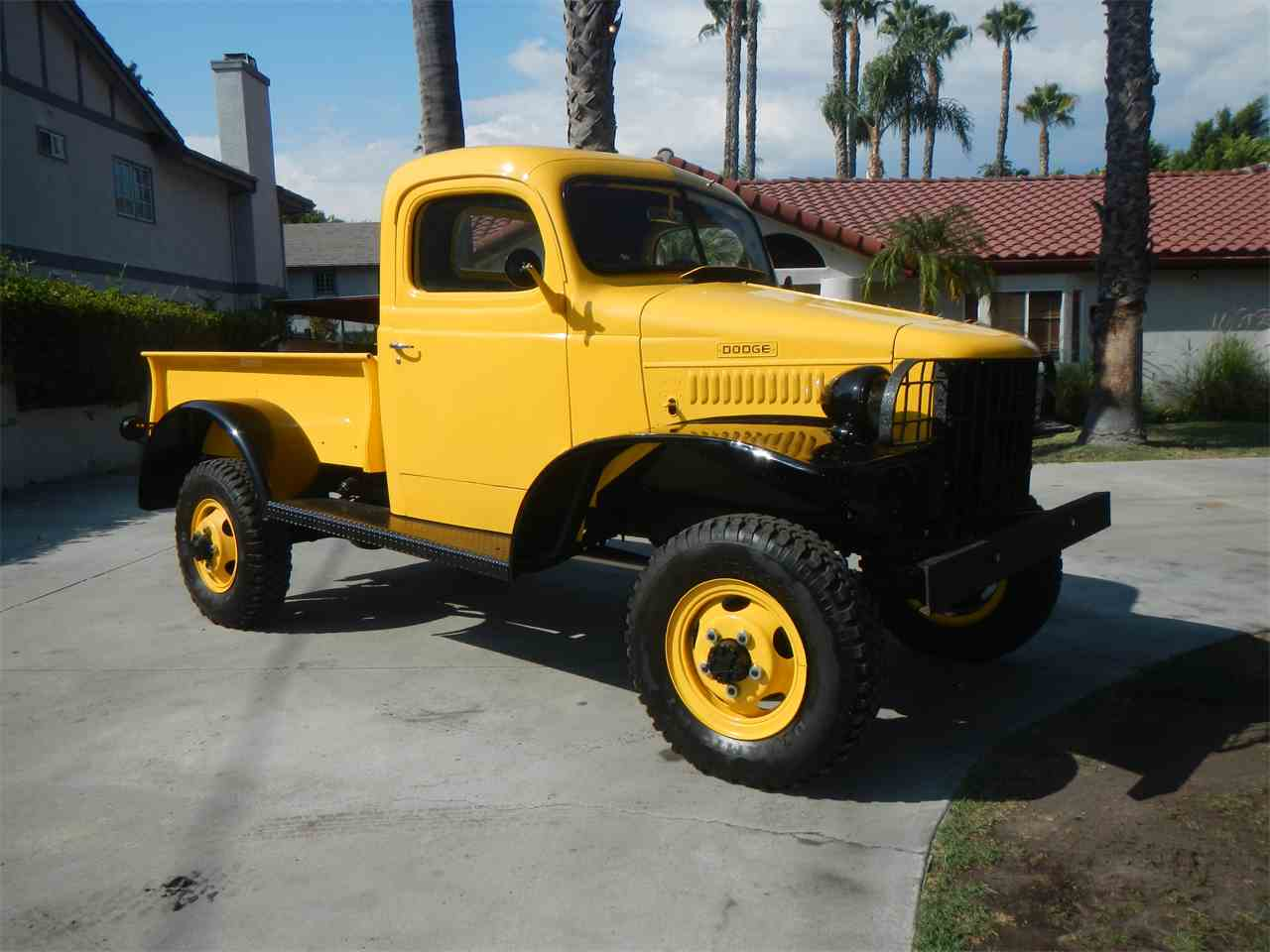 Large Picture of '42 Power Wagon - LS3B