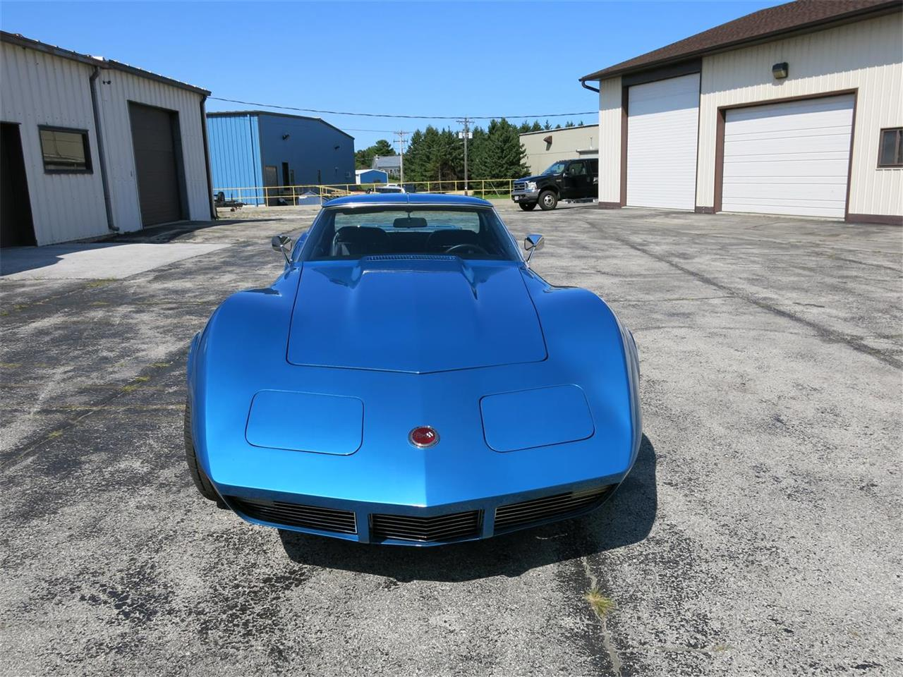 Large Picture of '73 Corvette - LS3D