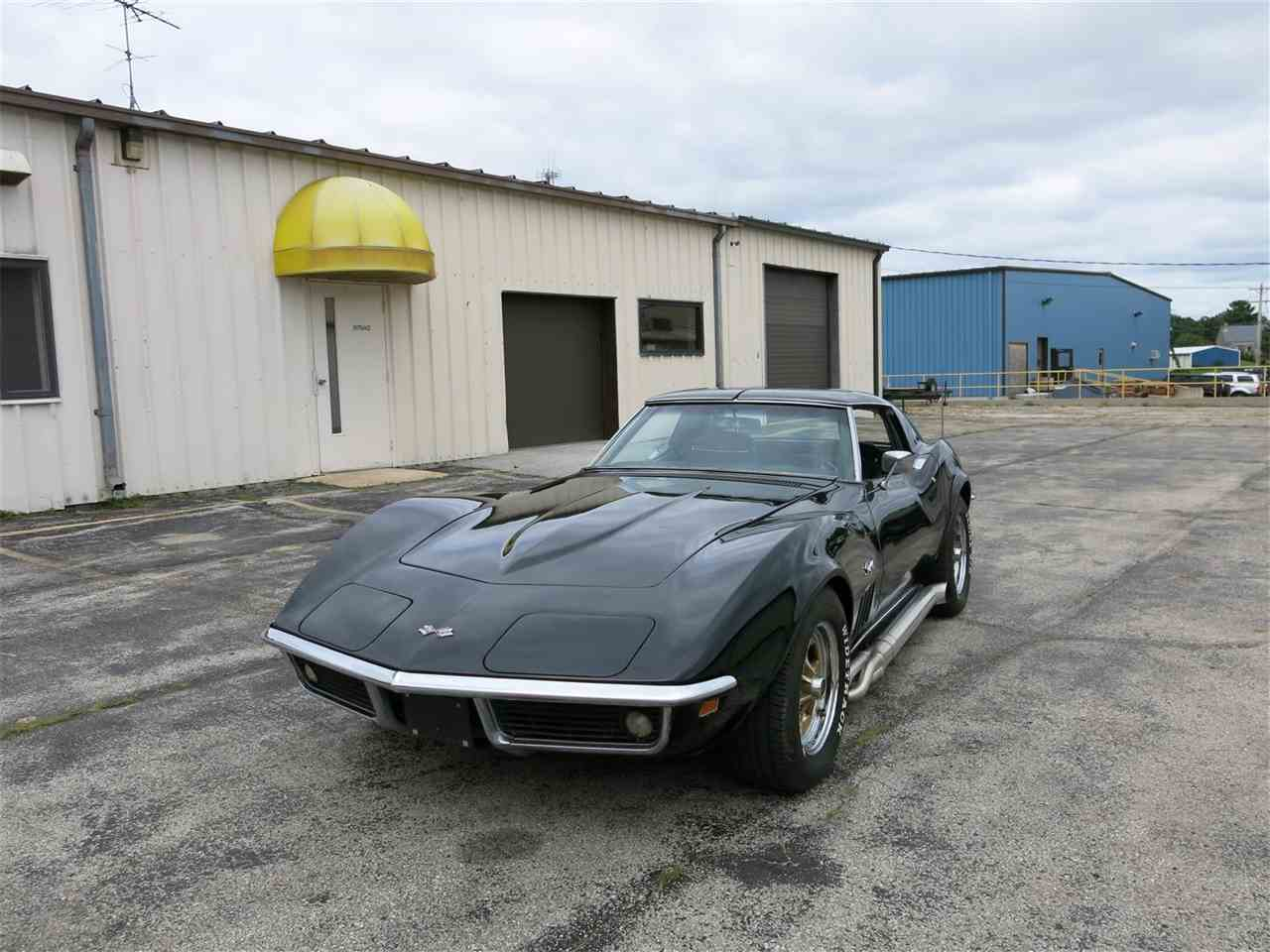 Large Picture of 1969 Corvette located in Manitowoc Wisconsin - LS3F