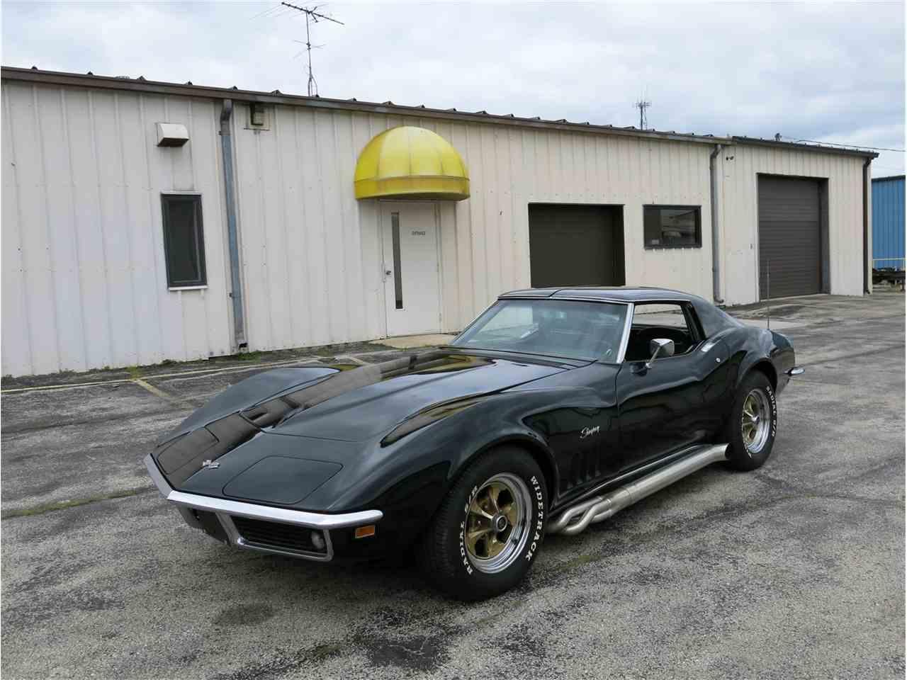 Large Picture of '69 Chevrolet Corvette - $17,500.00 - LS3F