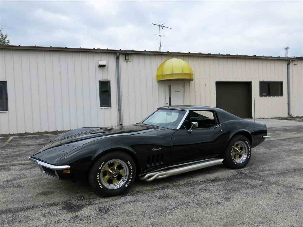 Large Picture of '69 Corvette located in Manitowoc Wisconsin - LS3F