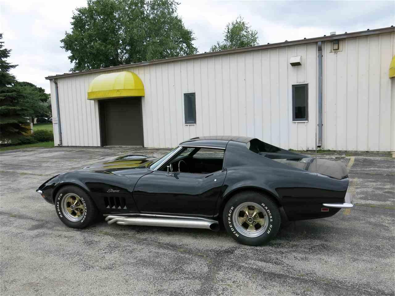 Large Picture of Classic 1969 Corvette - LS3F