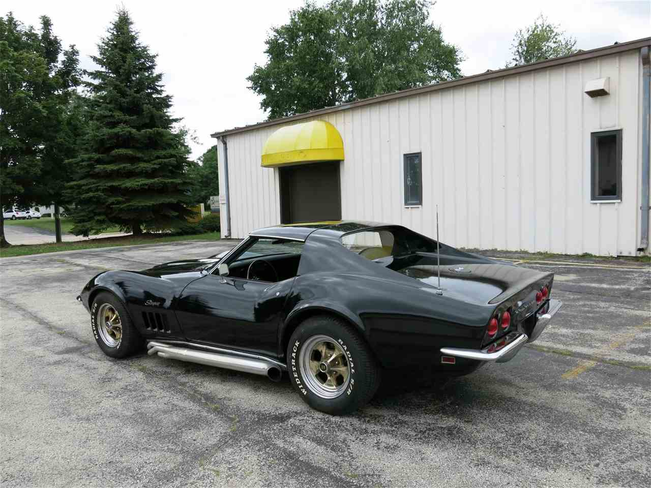 Large Picture of '69 Corvette Offered by Diversion Motors - LS3F