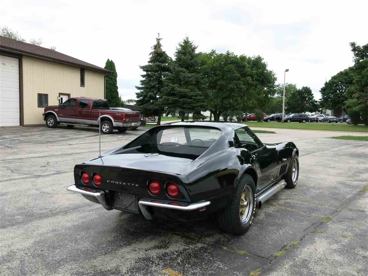 Large Picture of '69 Chevrolet Corvette located in Manitowoc Wisconsin - $17,500.00 Offered by Diversion Motors - LS3F