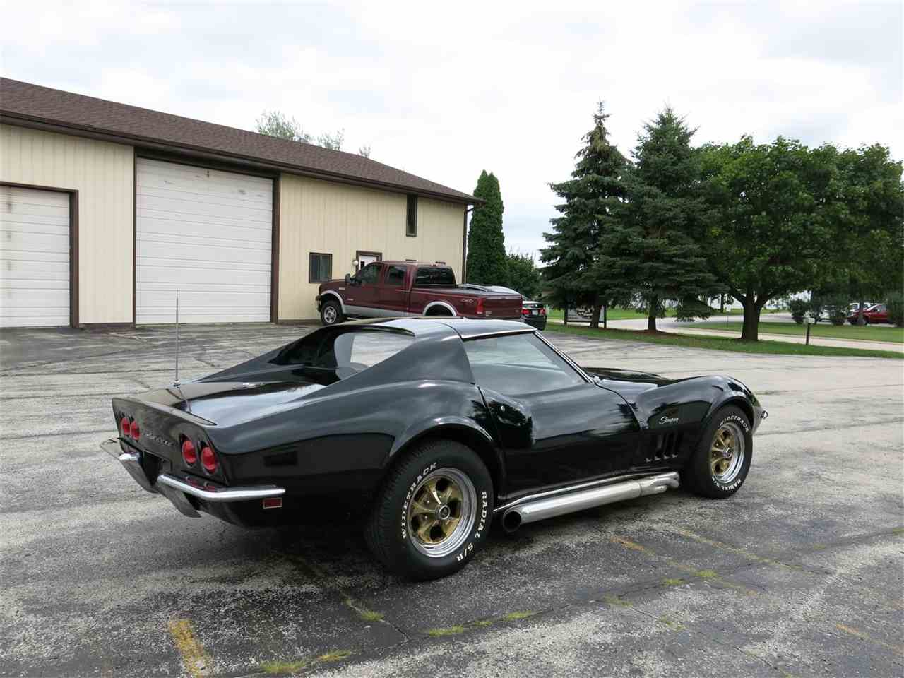Large Picture of Classic '69 Chevrolet Corvette located in Wisconsin Offered by Diversion Motors - LS3F
