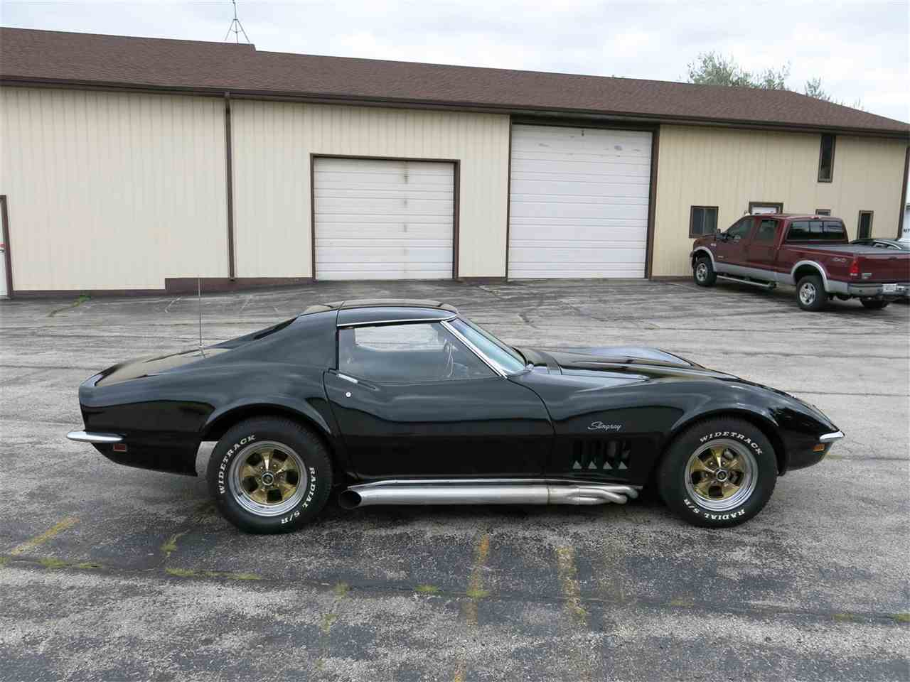 Large Picture of Classic '69 Corvette located in Wisconsin - LS3F