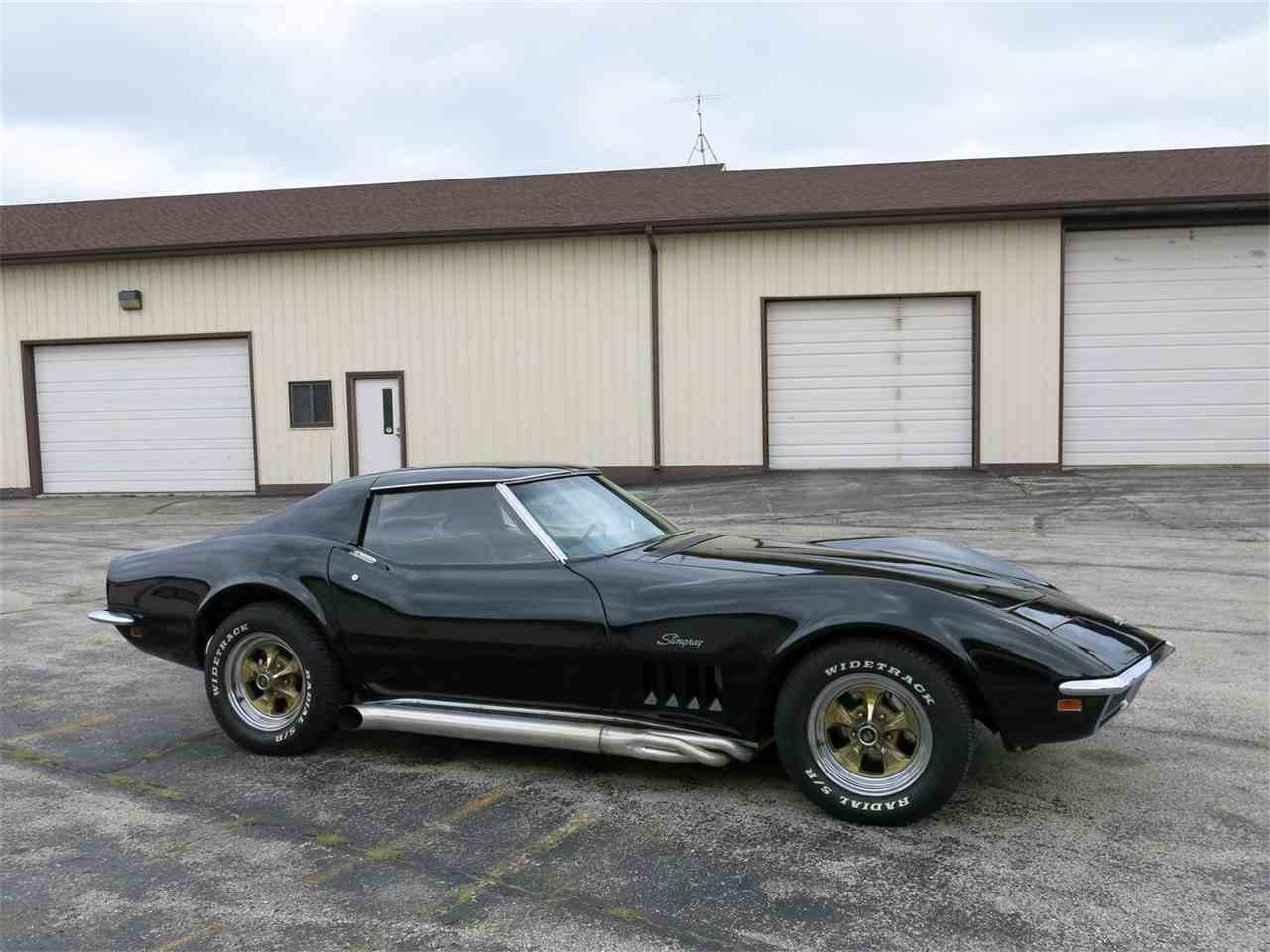 Large Picture of Classic '69 Corvette located in Manitowoc Wisconsin - $17,500.00 - LS3F