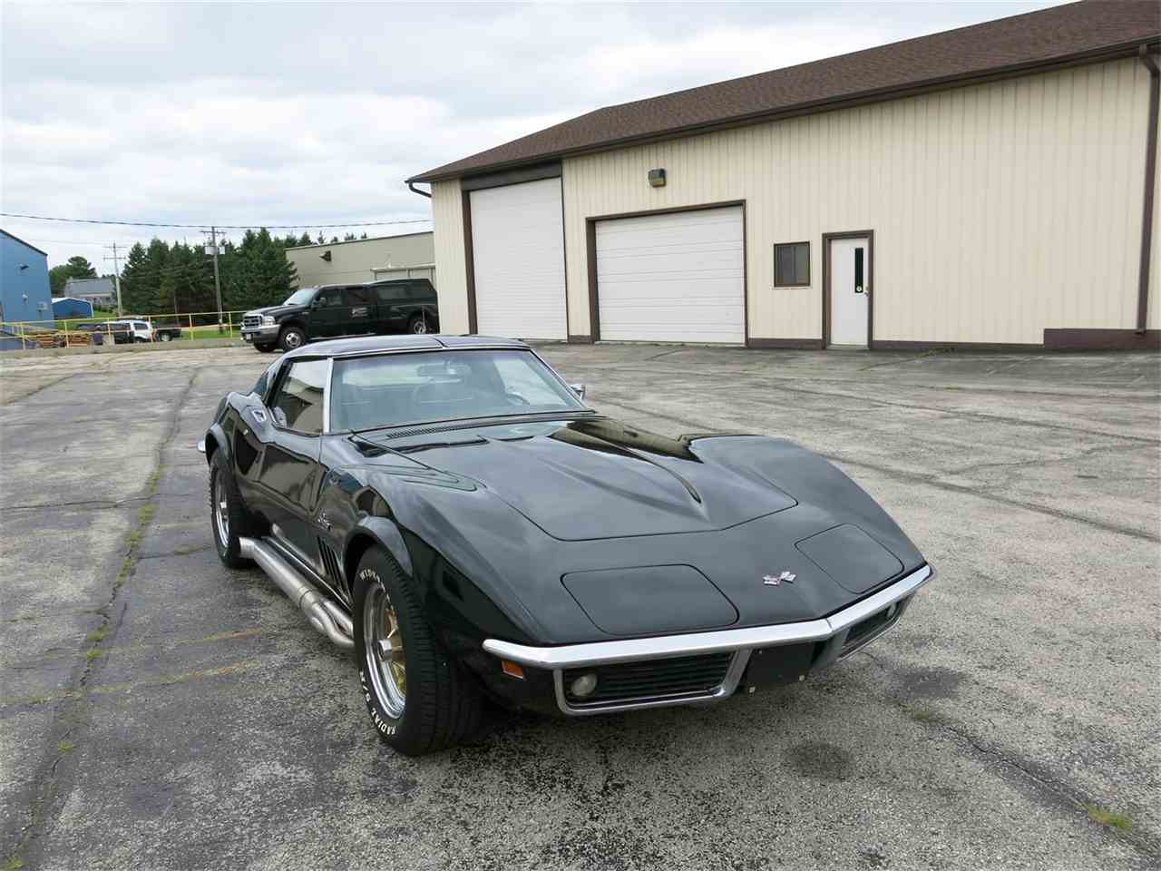 Large Picture of Classic 1969 Chevrolet Corvette located in Wisconsin - $17,500.00 Offered by Diversion Motors - LS3F