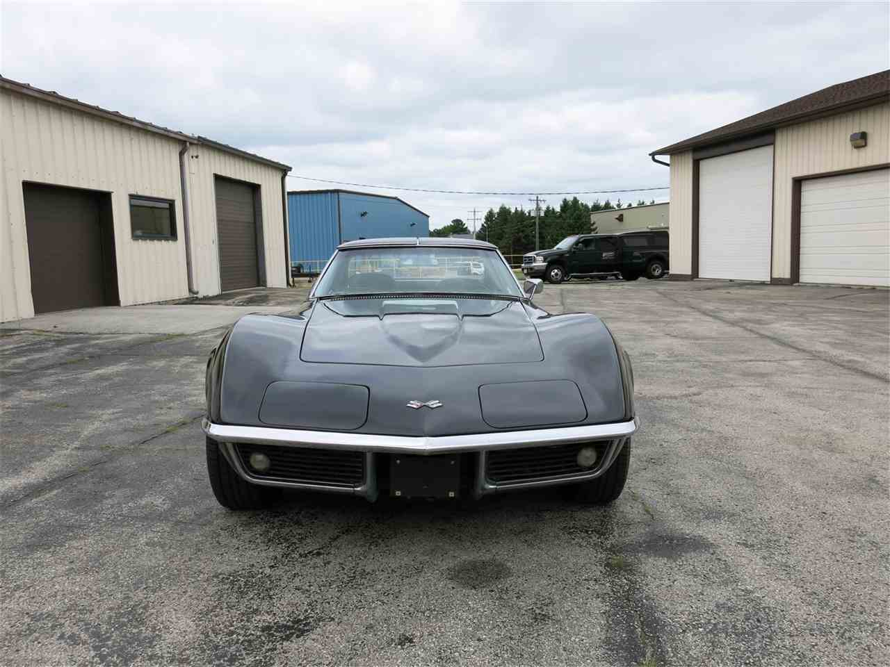 Large Picture of 1969 Chevrolet Corvette located in Wisconsin Offered by Diversion Motors - LS3F