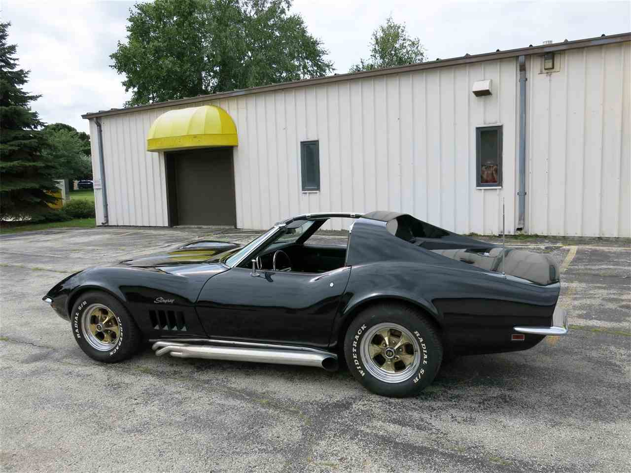 Large Picture of Classic 1969 Corvette Offered by Diversion Motors - LS3F