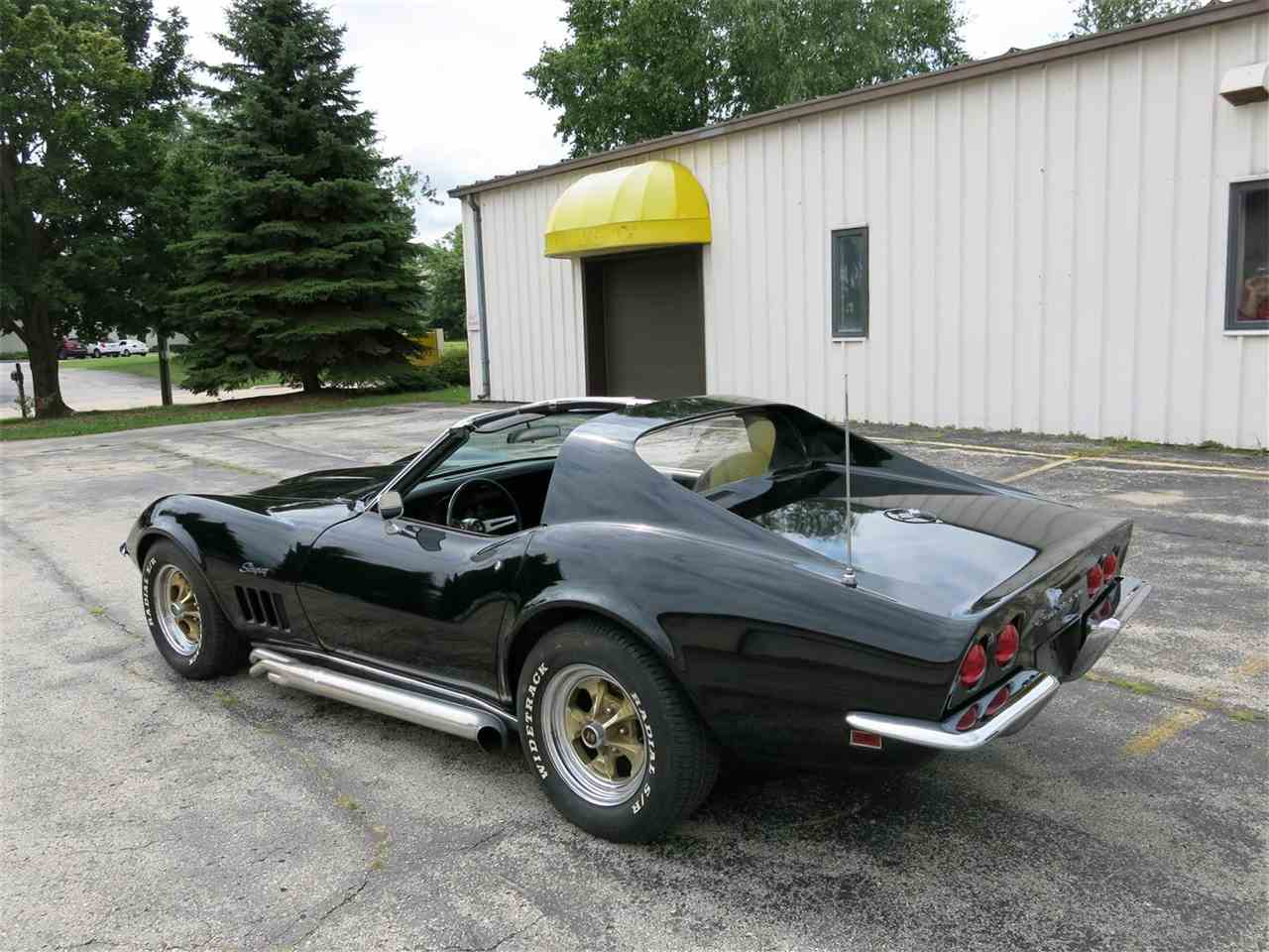 Large Picture of 1969 Corvette located in Manitowoc Wisconsin - $17,500.00 Offered by Diversion Motors - LS3F