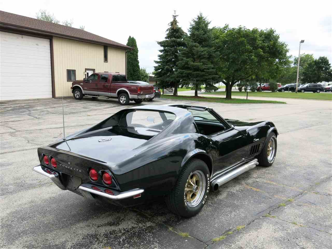 Large Picture of '69 Chevrolet Corvette - $17,500.00 Offered by Diversion Motors - LS3F