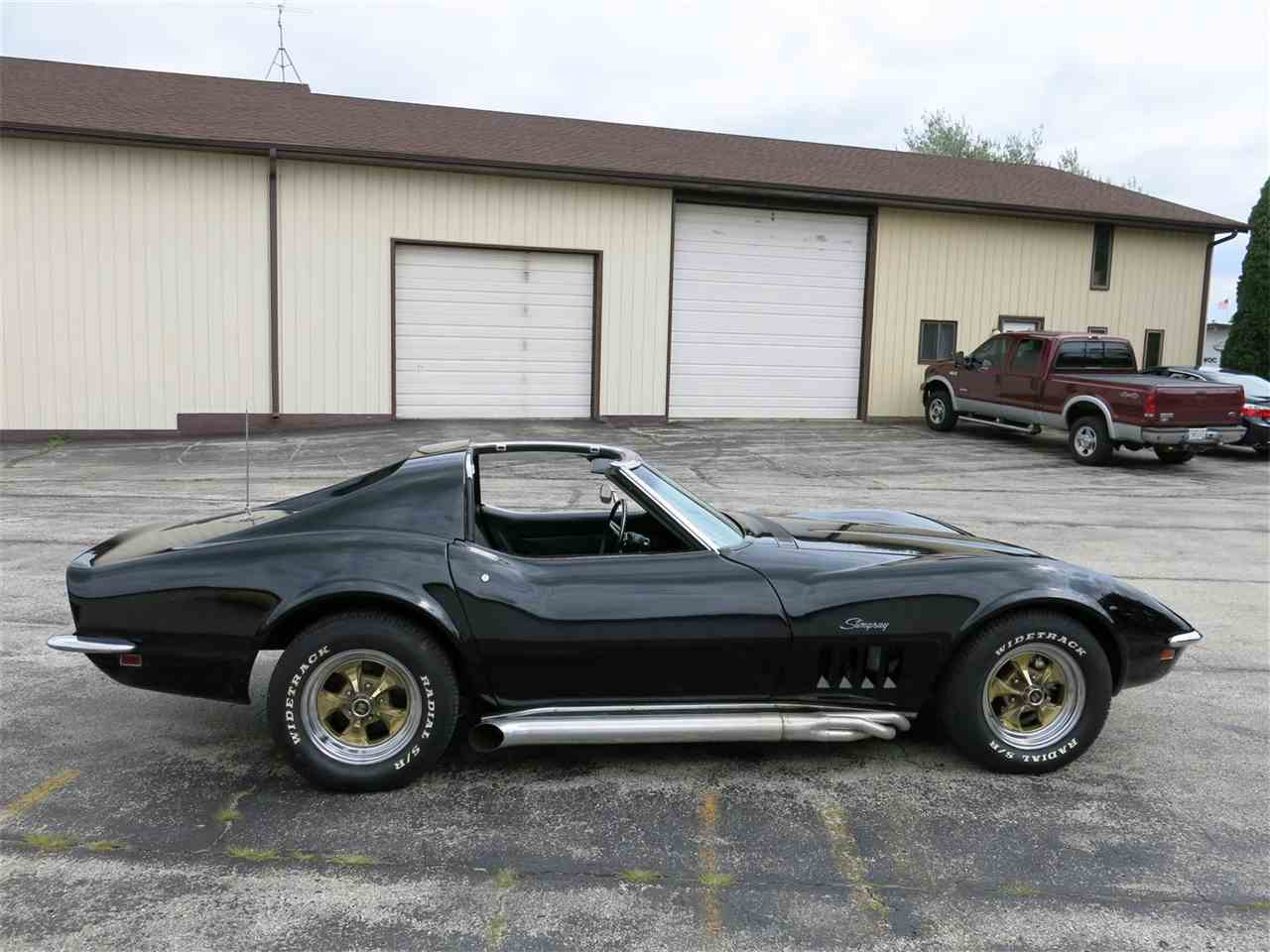 Large Picture of '69 Chevrolet Corvette located in Wisconsin - $17,500.00 Offered by Diversion Motors - LS3F