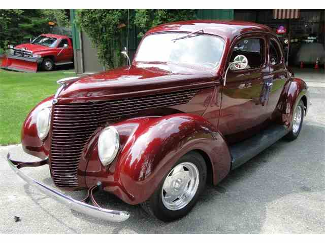Picture of Classic 1938 Ford 5-Window Coupe Offered by Big R's Muscle Cars - LS3G