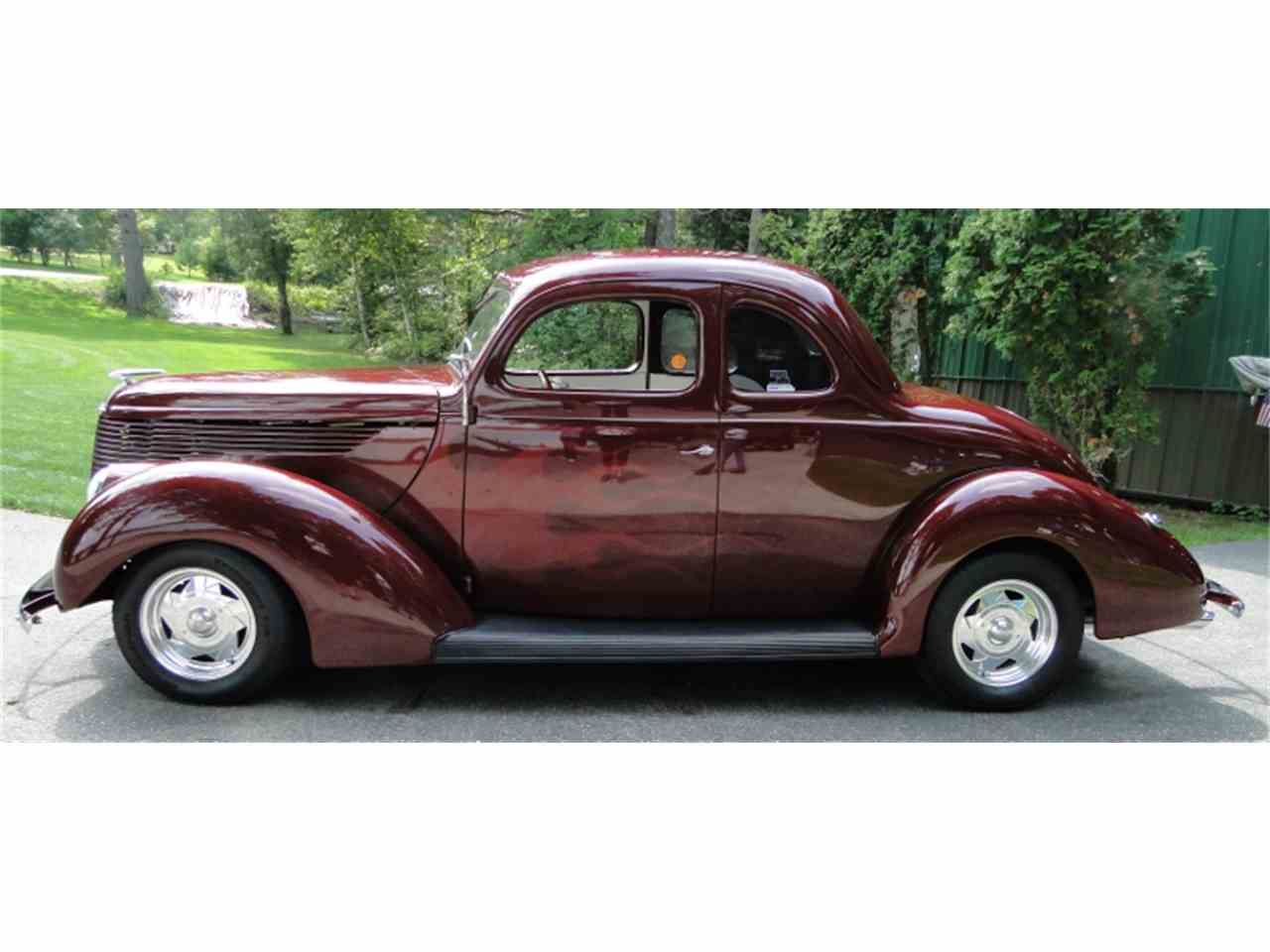 1938 ford 5 window coupe for sale cc 1016188. Black Bedroom Furniture Sets. Home Design Ideas