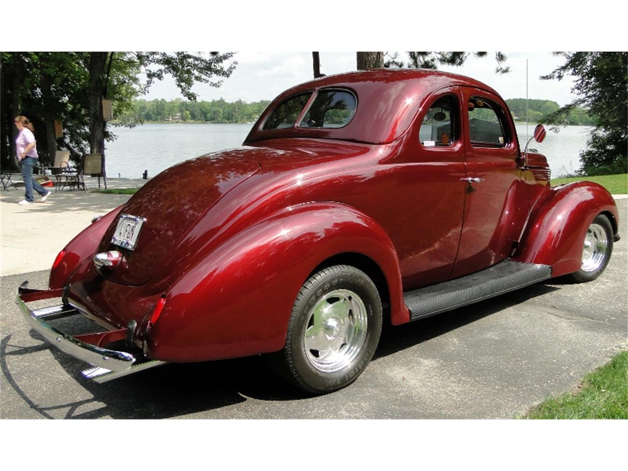 Large Picture of '38 5-Window Coupe - LS3G