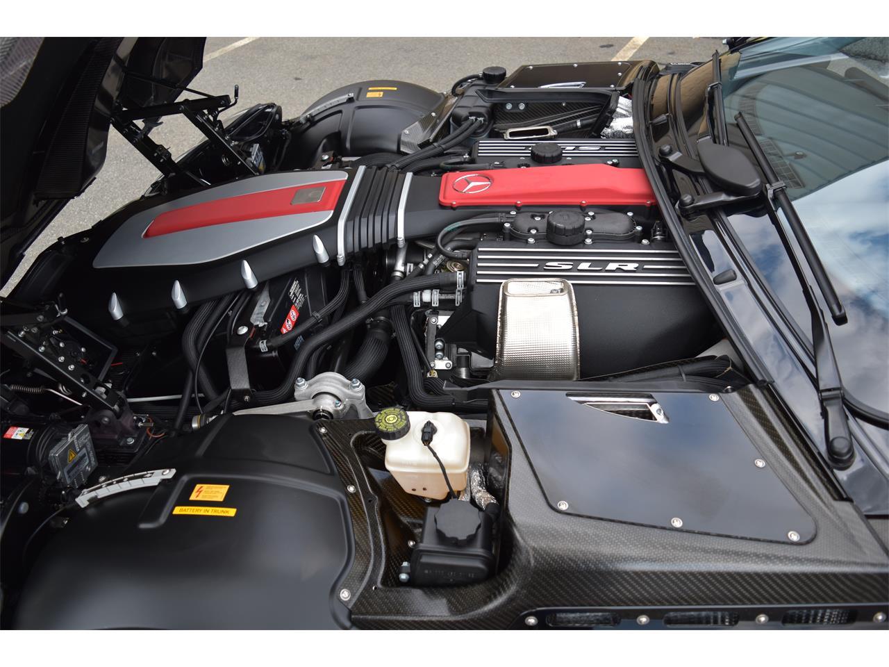 Large Picture of 2006 Mercedes-Benz SLR McLaren Auction Vehicle - LS3K