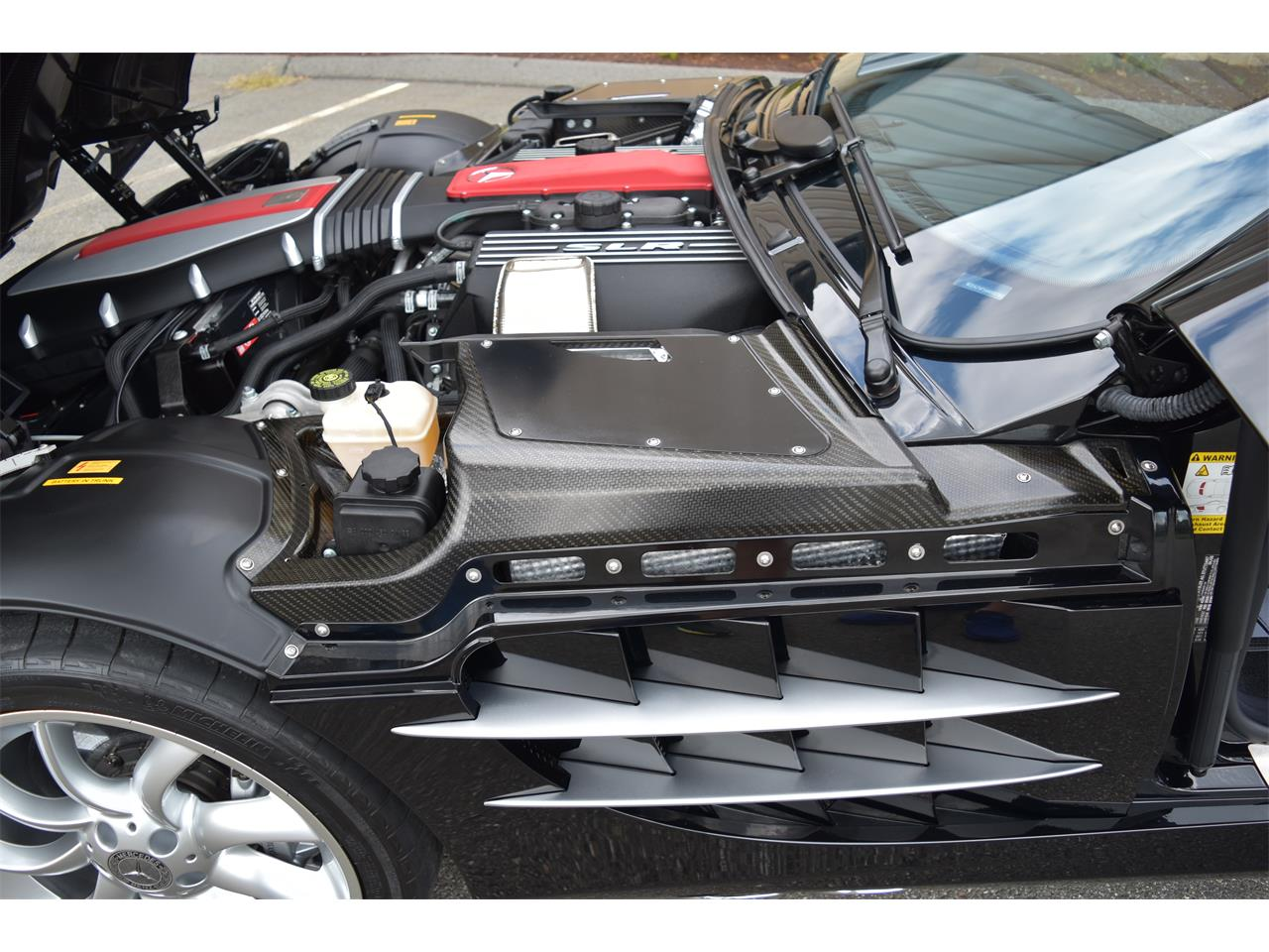 Large Picture of '06 SLR McLaren located in Connecticut Auction Vehicle Offered by GT Motor Cars - LS3K