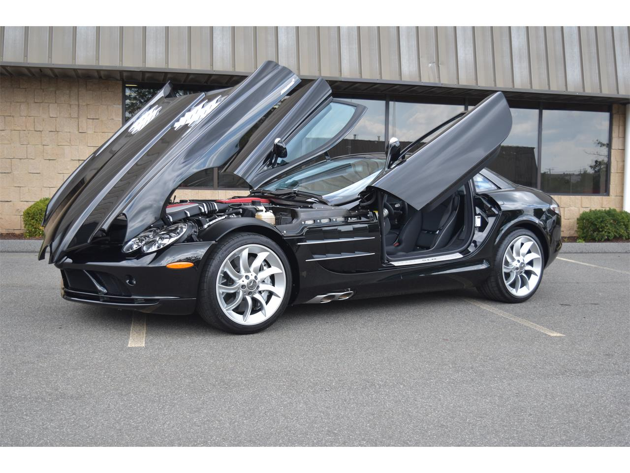 Large Picture of 2006 SLR McLaren Offered by GT Motor Cars - LS3K